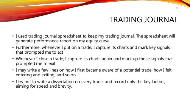 How to avoid losses in forex trading journal spreadsheet