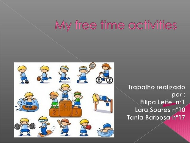   Hello! My name is Filipa. I am a student and go every day to school, school lunch every day. sometimes in the evening I...