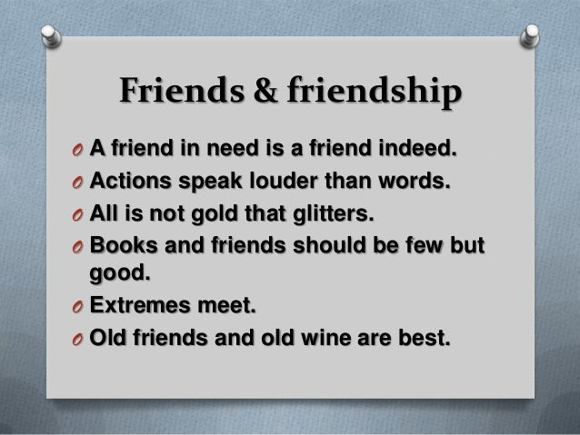 Friends indeed 3