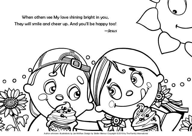 Coloring Book: My Happy Sunbeam