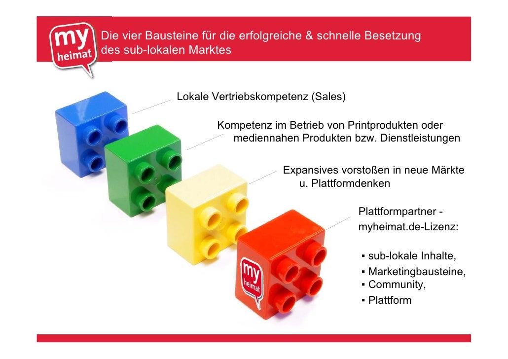 Die vier Bausteine für die erfolgreiche & schnelle Besetzung des sub-lokalen Marktes                 Lokale Vertriebskompe...