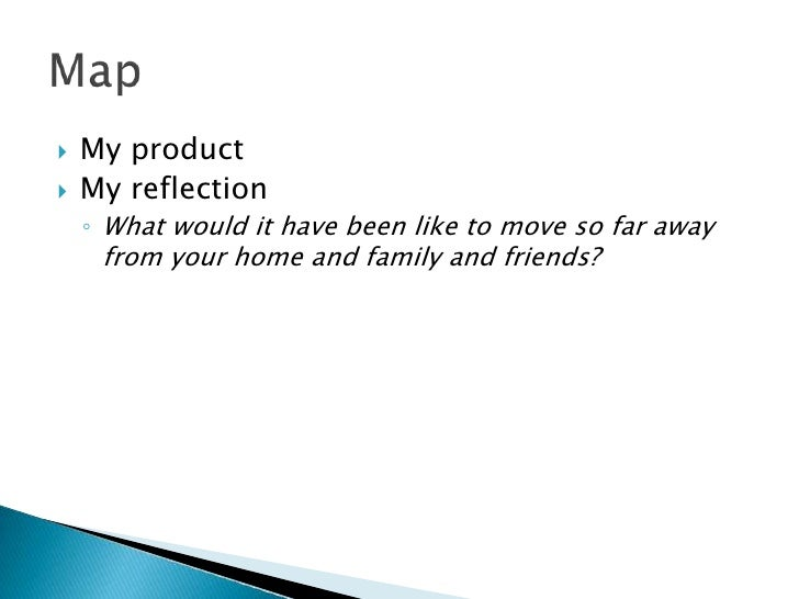 Answer at least 3 of the following questions.    What did you learn from this project?    About you?    About your fami...