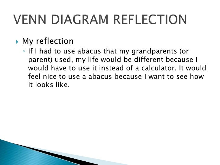    My product    My reflection     ◦ What would it have been like to move so far away      from your home and family and...