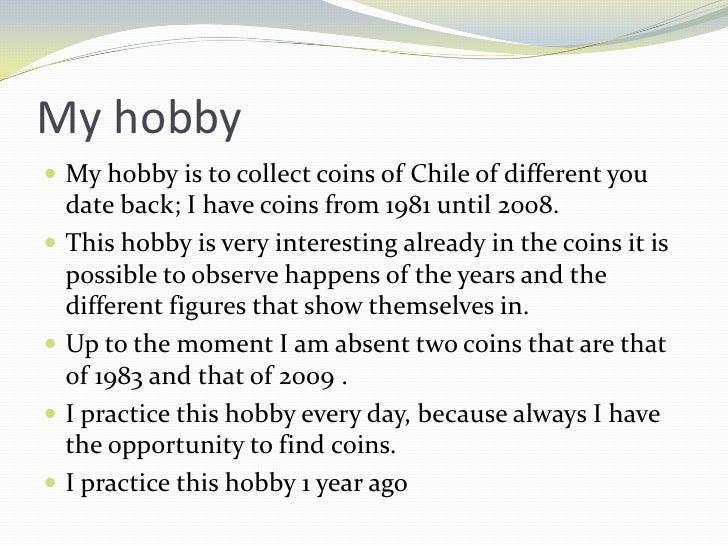 Топик my hobby 5 класс