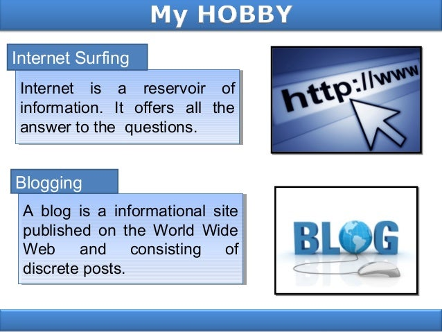 essay surfing internet Internet surfing is very easy internet is available in all major villages, towns, cities of almost every country it is possible to surf through internet with the.