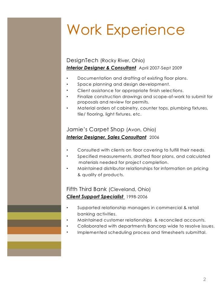 Myia Lowman Interior Design Portfolio 11 2009