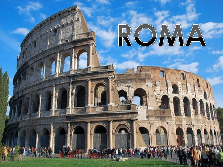 Activities:You can visit the tourist sites of Rome such as:Coliseum in Rome:This is the buildingmost representativeof all ...