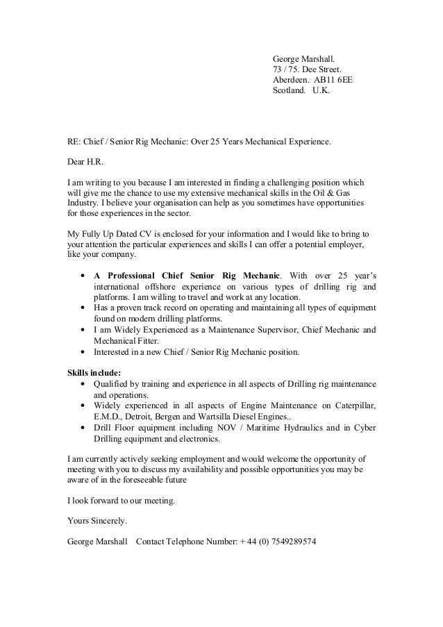 Cover Letter Introduction Cover Letter Example Cover Letter