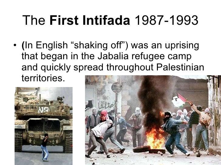 My Israel Palestinian Conlfict