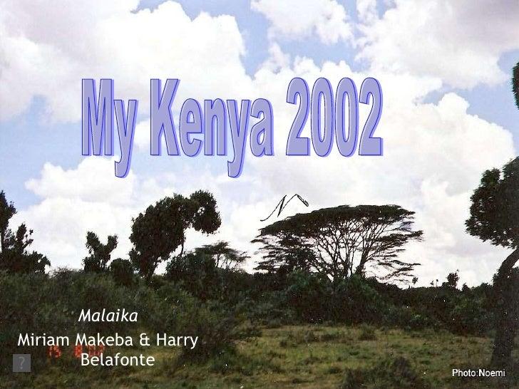 My Kenya (nx power lite)