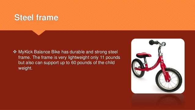 Burley Design MyKick Balance Bike