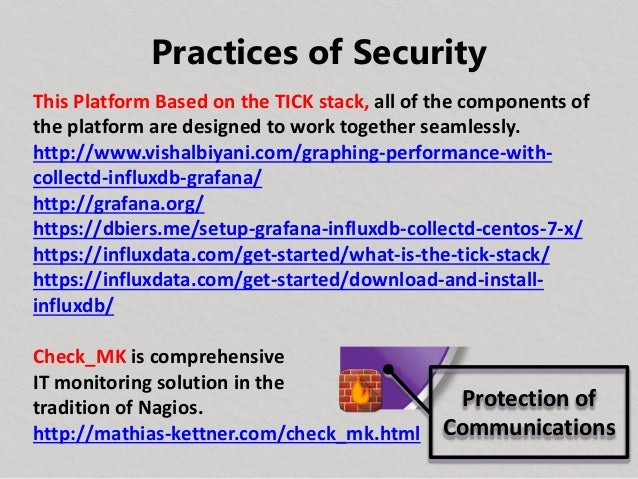 Security Walls in Linux Environment: Practice, Experience