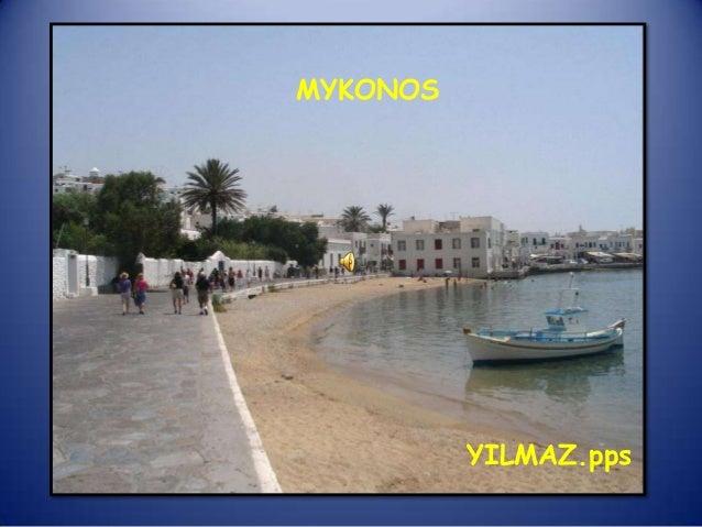 MYKONOS          YILMAZ.pps