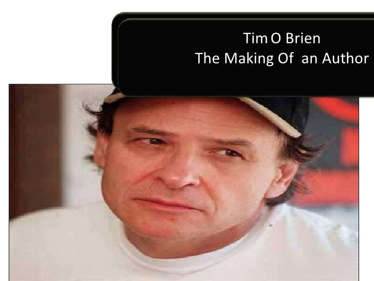 Tim O' Brien   by  E .Gray