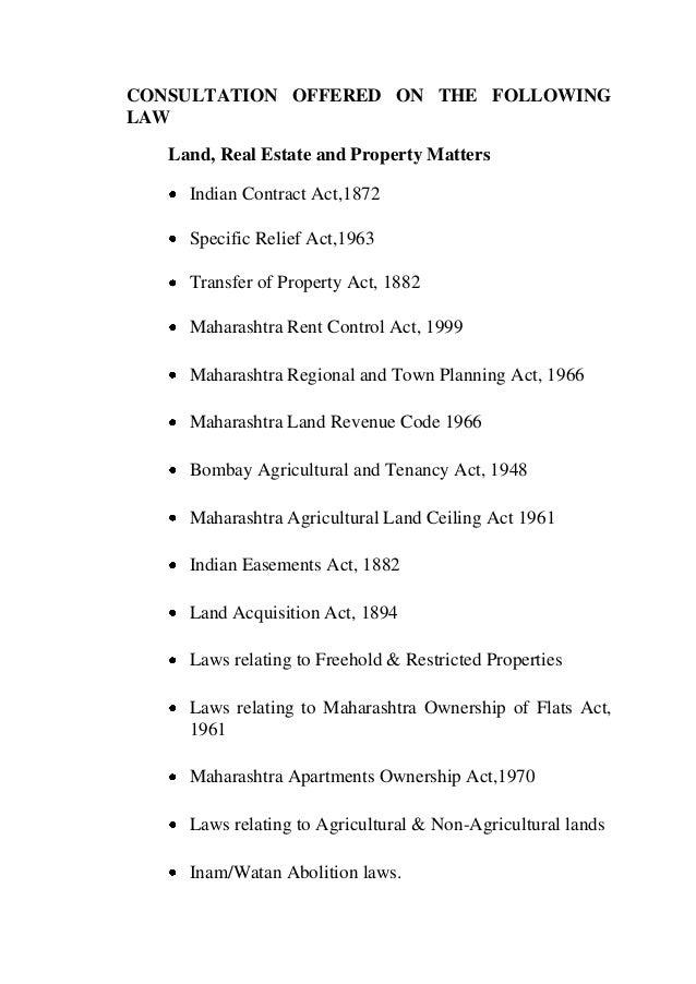 indian trust act 1882 in hindi pdf