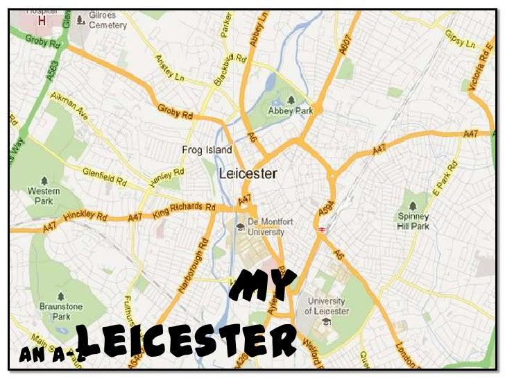 My     LeicesterAn A-Z