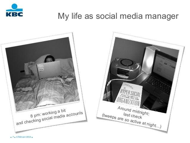 My life as social media manager                                                        Aroun                              ...