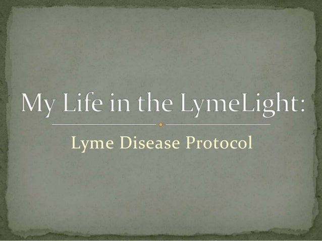 Cain Callen's Lyme Disease Protocol: How to Heal Yourself