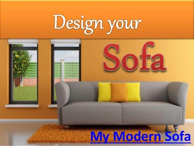 My Modern Sofa ...