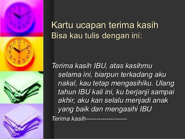 {} PPT for My Mimi beLOVED