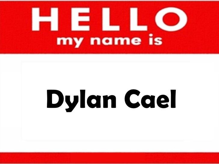 Dylan Cael