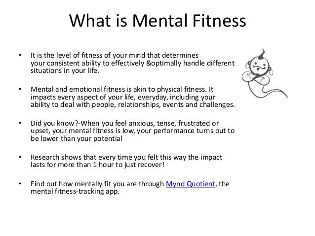 Improve Performance, Mental Fitness & Remove Stress | Help by Trained Coaches | MyndGenie, India Slide 2