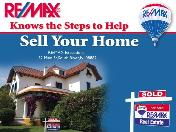 RE/MAX Exceptional52 Main St,South River,NJ,08882