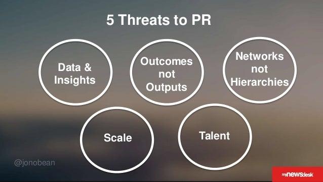 PR is Dead ... or is it? Slide 3