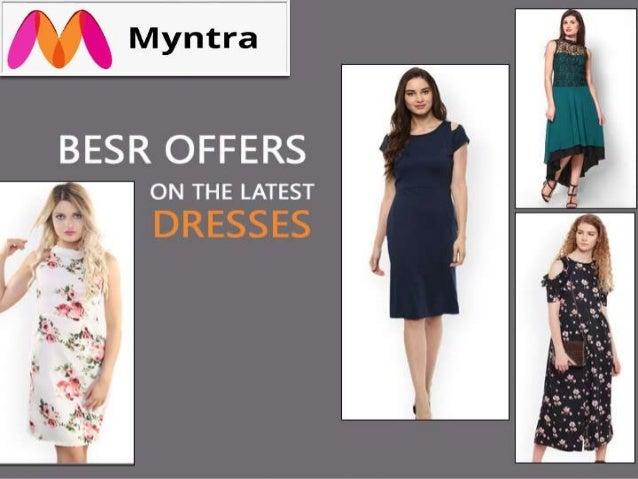 66d298e55205 Latest Women's Dresses : Get upto Minimum 40% off on women's Wear at myntra