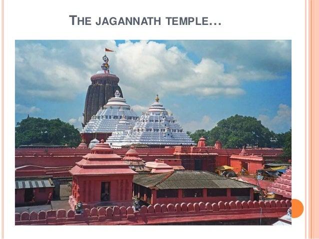 THE JAGANNATH TEMPLE…