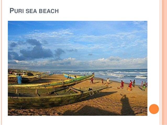 SUNSET AT PURI SEA BEACH..
