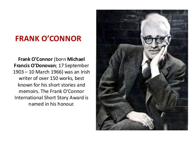 man of the house frank o connor