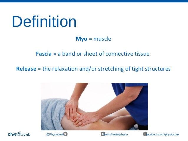 Myofascial Release and MET Presentation Slides