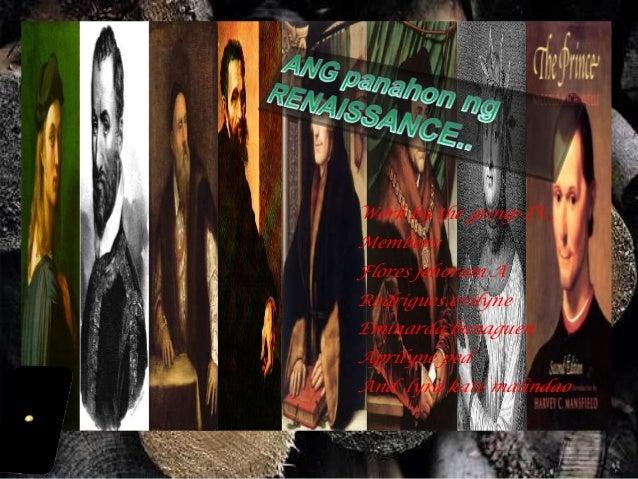 Work by the group IV..Members:Flores jehoram ARodrigues evilyneEminarda bunaguenAprilyne pedAnd lyra kate malindao