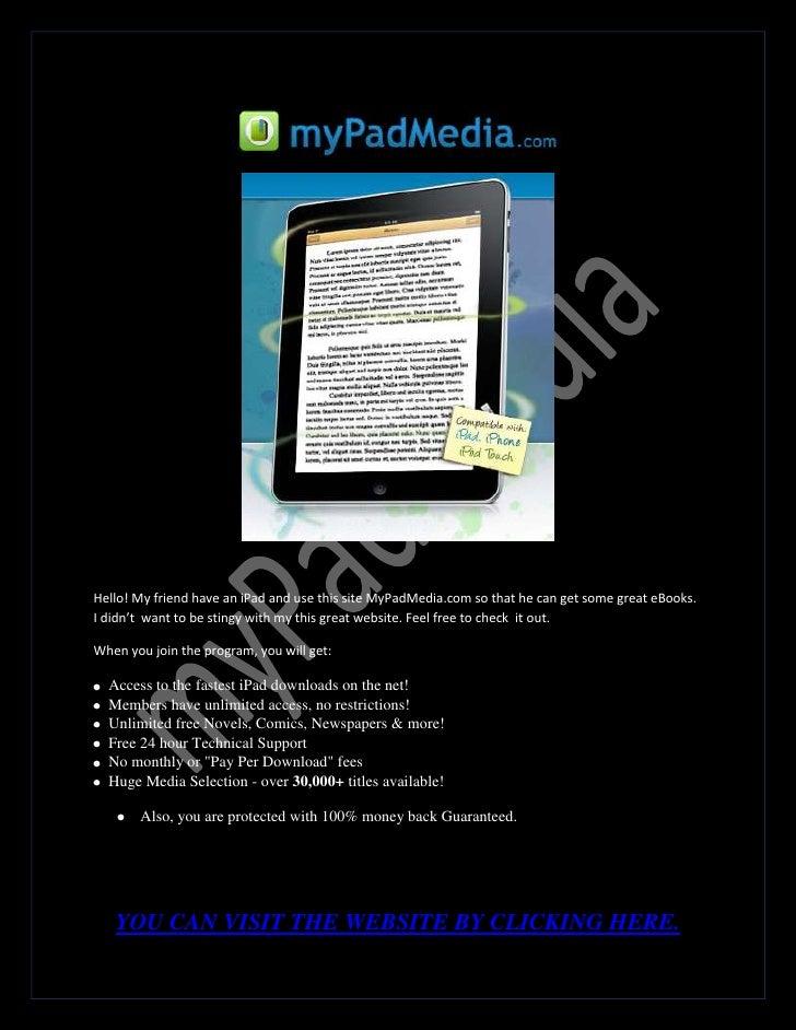 mypadmedia