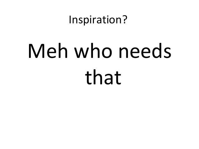 My personal development presentation