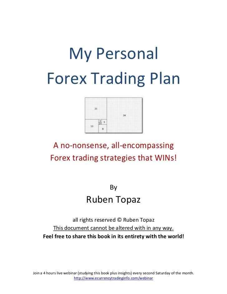 Sample of forex trading plan индикатор форекс шорт