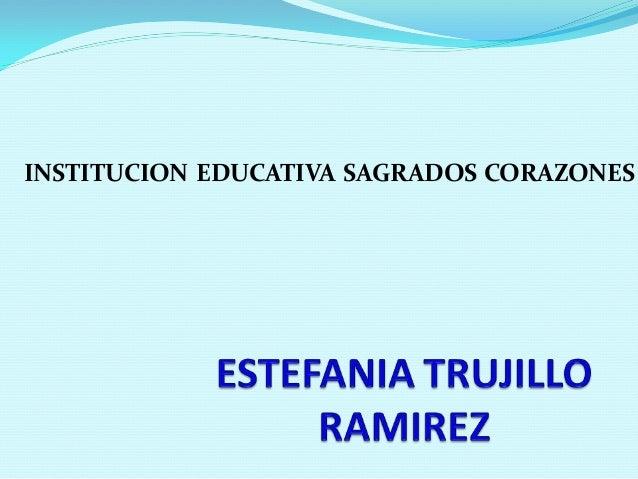 INSTITUCION EDUCATIVA SAGRADOS CORAZONES
