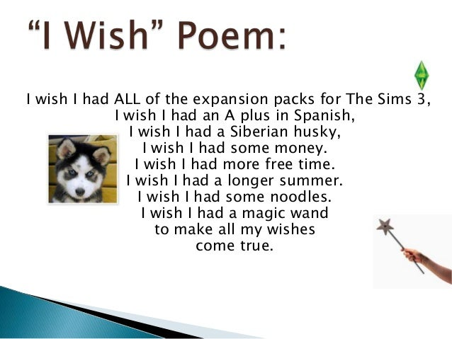 My Poems for Poetry Month