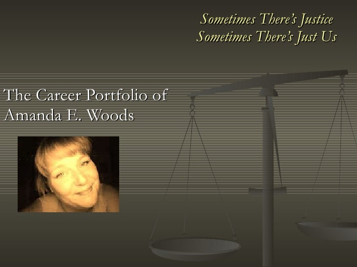 how to build a career portfolio