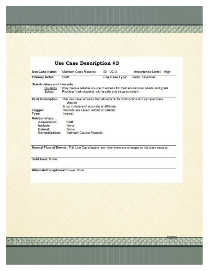 Online dating mission statement