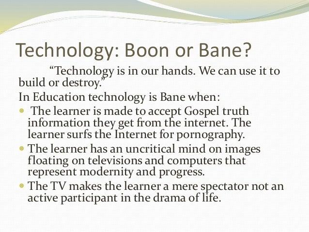 computer a boon or bane