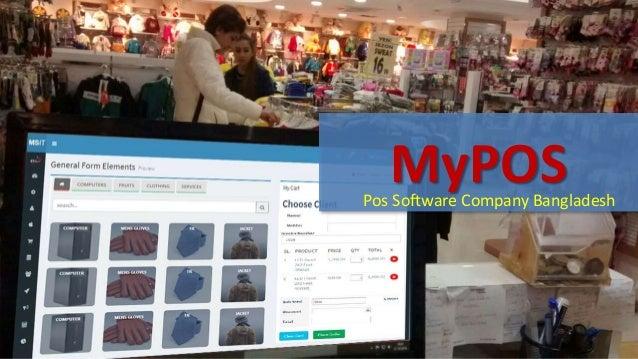 MyPOSPos Software Company Bangladesh