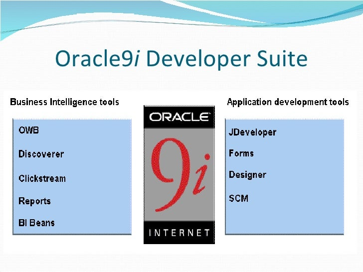 developer suite 9i