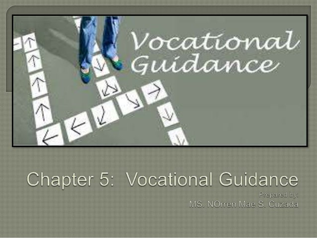 "VOCATION is a career or calling that is derived from the word VOCARE, which means ""to call""."
