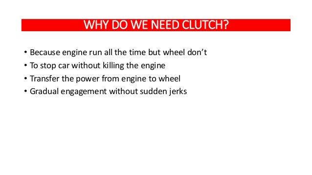 Seminar Report On Clutch Plate Slide 2