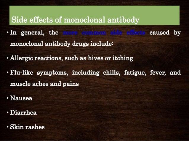 Monoclonal Antibodies In Therapeutics
