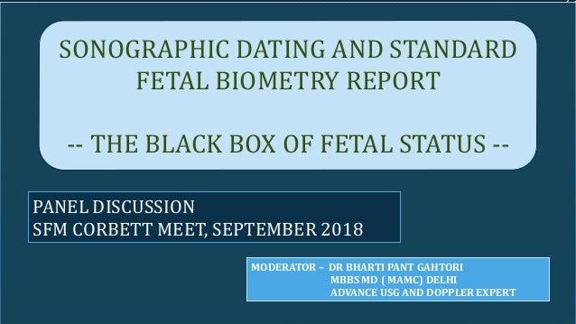 Ultrasound Report The Black Box Of Fetal Status