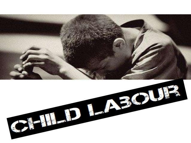 Report on child labour in urdu