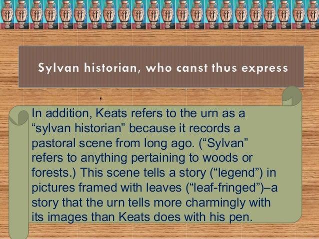 keats ode on a grecian urn analysis